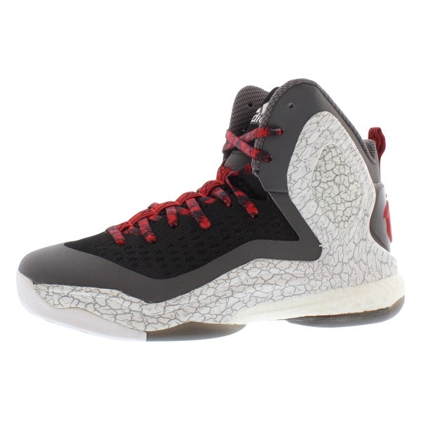 cfd6d624881 Shop Adidas D Rose 5 Boost J Basketball Junior s Shoes - Free ...