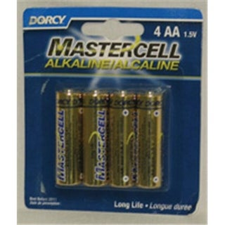 Dorcy International 41-1634 Aa Alkaline Batteries
