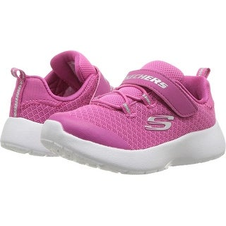 Skechers Kids Unisex Dynamight Rally Racer (Toddler) Pink Toddler
