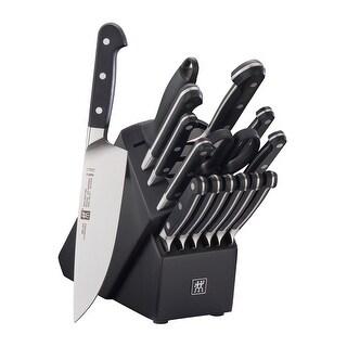 ZWILLING Pro 16-pc Knife Block Set