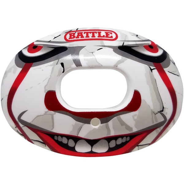 Battle Sports Science Clown Oxygen Lip Protector Mouthguard - One Size