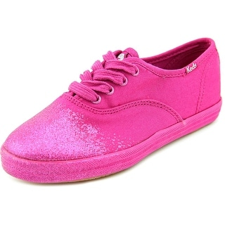 Keds Champion CVO Round Toe Canvas Sneakers