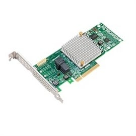 Adaptec Controller Card 2293901-R 12Gb/s 4Port RAID PCIE SAS/SATA LP/MD2 Adapters Retail