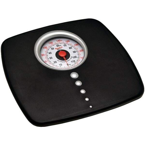 Starfrit Balance 093857-004-0000 Black Mechanical Scale
