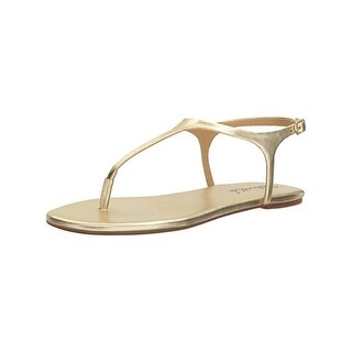 Splendid Womens Mason Thong Sandals Leather Slingback