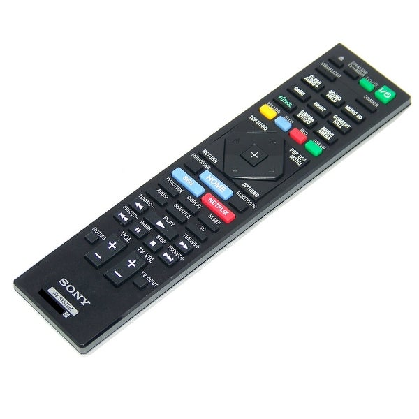 OEM NEW Sony Remote Control Originally Shipped With SSWSB126, SS-WSB126