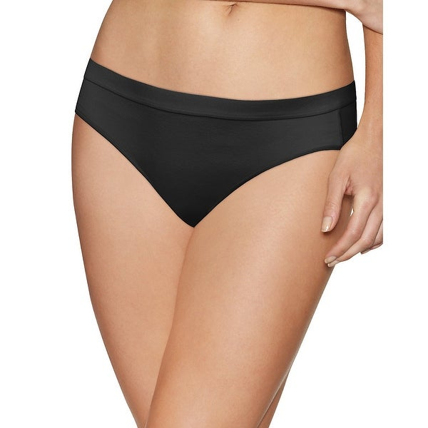 1cdd27cc92f3 Shop Hanes Ultimate™ Women's Constant Comfort® X-Temp® Bikini 3-Pack -  Color - Grey/Black - Size - 6 - Free Shipping On Orders Over $45 -  Overstock - ...