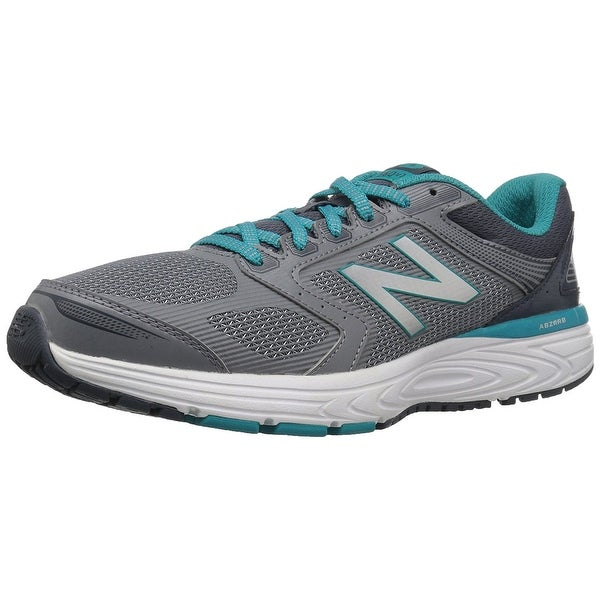 New Balance Womens w560ls7 running course Fabric Low Top Lace Up Running Snea...