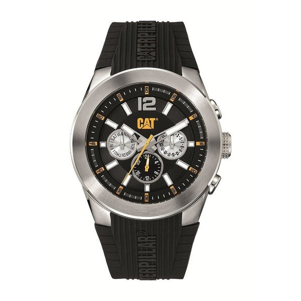 Caterpillar Mens Multi Analog Quartz Watch