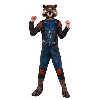 Guardians Of The Galaxy Vol 2 Rocket Raccoon Costume Child