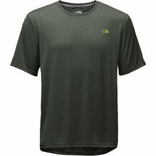 The North Face NEW Olive Green Mens Size 2XL Crewneck Performance Shirts