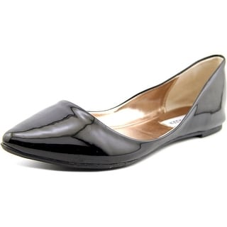 Steve Madden Inna   Pointed Toe Synthetic  Flats