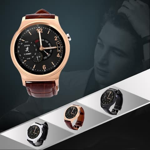 Go Getter Smart Watch Does It All Keeping You Cool And Calm