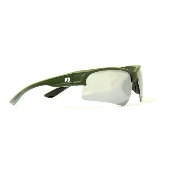 95b23a34e4744 Rheos Gear Halfshells Floating Polarized Forest with Gunmetal Lens  Sunglasses