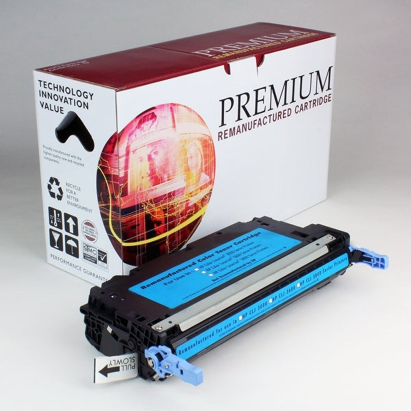 Re Premium Brand replacement for HP 314A Cyan Toner Q7561A