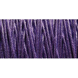 Solid Purple - Needloft Novelty Craft Cord 20yd