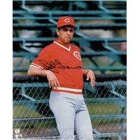 Signed Franco John Cincinnati Reds 8x10 autographed