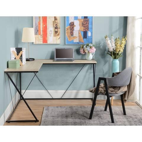 Acardia L-Shape Corner Desk