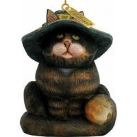 General Holiday Halloween Cat Ornament 2.5 in.