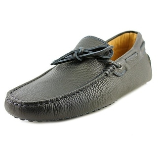 Tod's New Laccetto Occh. New Gommini 122 Moc Toe Leather Loafer