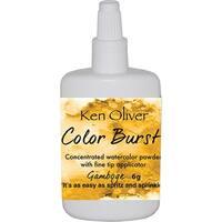 Ken Oliver Color Burst Powder 6Gm-Gamboge