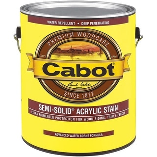 Cabot Neut Bs Semi-Solid Stain