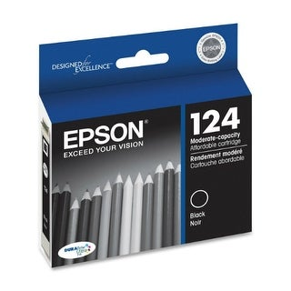 Epson 124 Ink Cartridge - Black Ink Cartridge