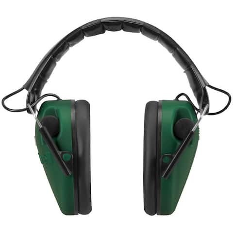 Caldwell EMax Low Profile Electronic Hearing Protection - Hunter Green