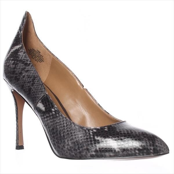 Nine West Danceoff Classic Pumps, Grey Multi