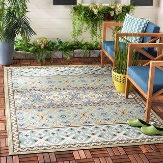 Link to Safavieh Veranda Numa Indoor/ Outdoor Rug Similar Items in Transitional Rugs