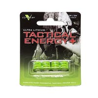 Viridian weapon technologies vir-13n-4 viridian weapon technologies vir-13n-4 viridian 1/3n lithium battery 4-pack