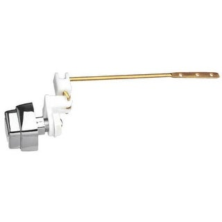 Plumb Pak PP835-65 Toilet Flush Lever Push Button, 8""