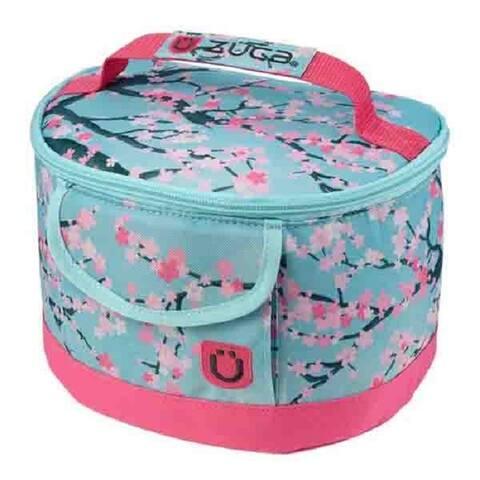 "Zuca Lunchbox - Hanami (Flowering Cherry Tree Design) - 6"" x 9"" x 6"""