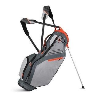 New Sun Mountain Three 5 Zero G Stand Bag - Gun/Titanium/Orange - CLOSEOUT - gunmetal / titanium / orange