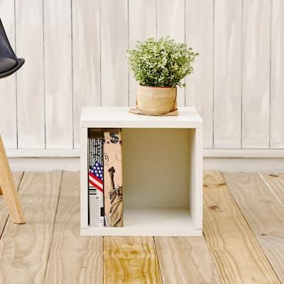 Way Basics Cubby Storage Shelf, Multiple Colors Available