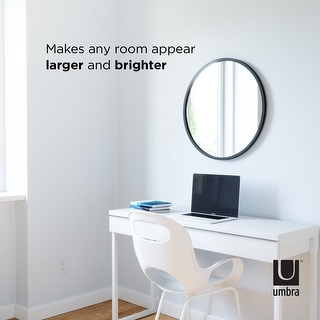 Link to Umbra HUB Wall Mirror Similar Items in Mirrors
