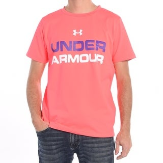 Men'S Workout T-Shirt In Hot Pink - HOT PINK
