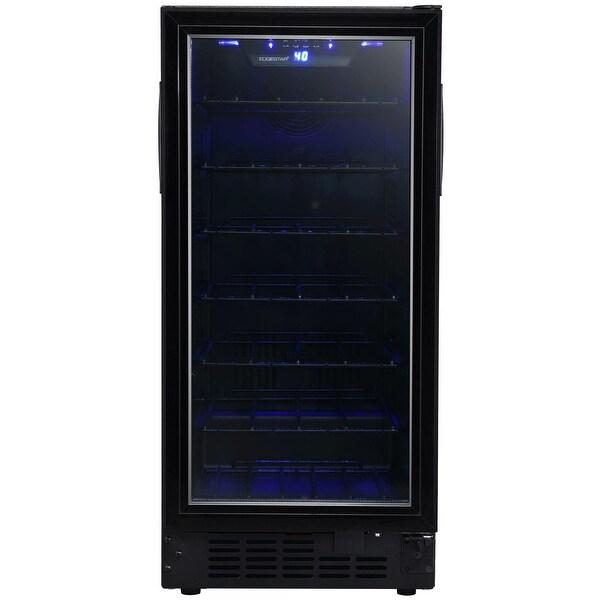 Edgestar Cwr302sz 15 Inch Wide 30 Bottle Built In Wine Cooler Beverage Refrigerators Kitchen Dining