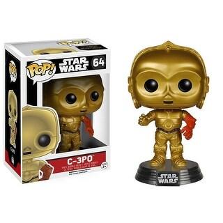 Star Wars The Force Awakens Funko POP Vinyl Figure C-3PO - Multi