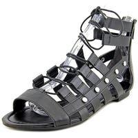 Bar III Womens Reese Open Toe Casual Gladiator Sandals