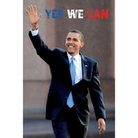 ''Barack Obama: Yes We Can'' by Anon African American Art Print (20 x 16 in.)