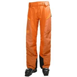 Helly Hansen Men's Backbowl Cargo Ski Pant - 60383 - Flame