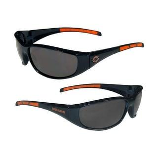 Chicago Bears NFL Wrap 3 Dot Sunglasses