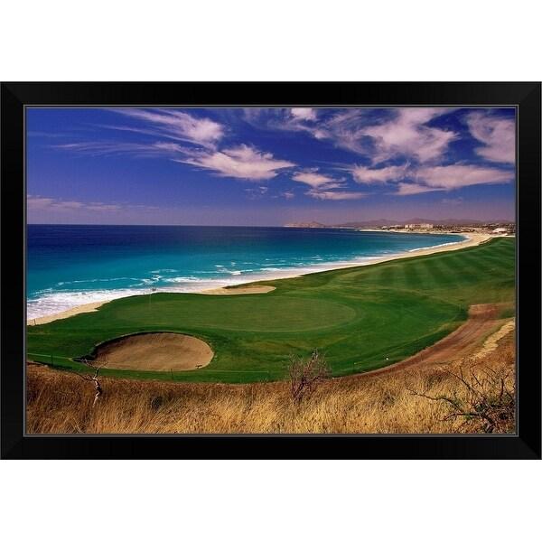 """Shop """"El Dorado Golf Course, Cabo San Lucas, Mexico"""" Black ..."""