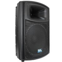 "SEISMIC AUDIO 15"" Molded SPEAKER PA/DJ Band System"