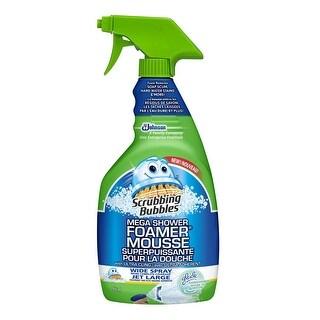 Scrubbing Bubbles 71016 Mega Shower Foamer With Ultra Cling Trigger, 32 Oz.
