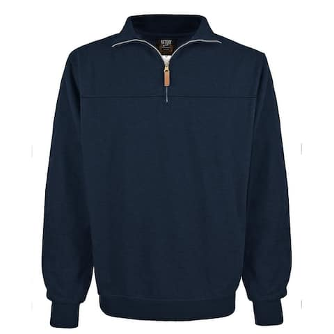 Victory Men's Brushed Fleece 1/4 Zip Pullover