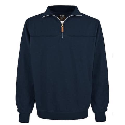 Victory Men's Brushed Fleece 1/4 Zip Pullover