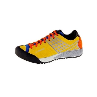 Boreal Climbing Shoes Mens Lightweight Bamba Amarillo Yellow 30403