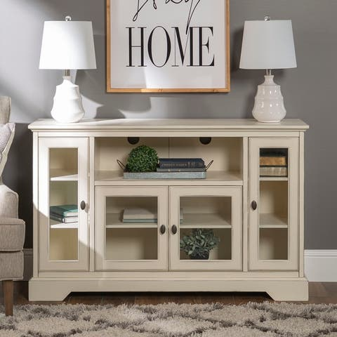 Middlebrook Designs 52-inch Highboy TV Stand Console